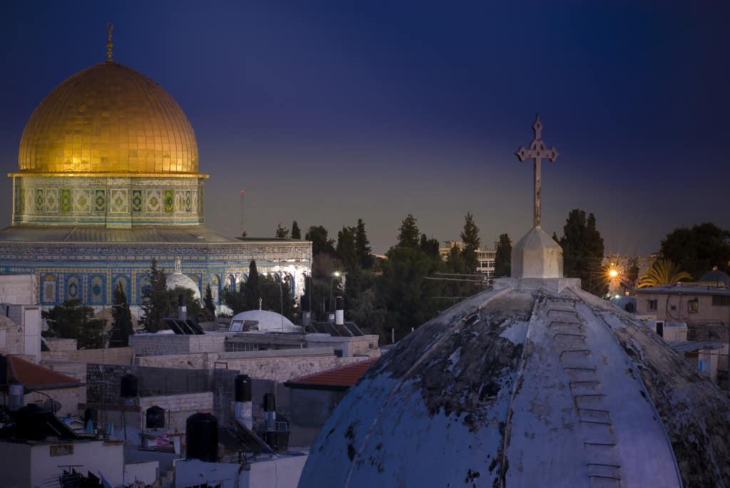 JerusalemAtNight